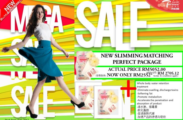 SLIMMING MATCHING PERFECT PACKAGE